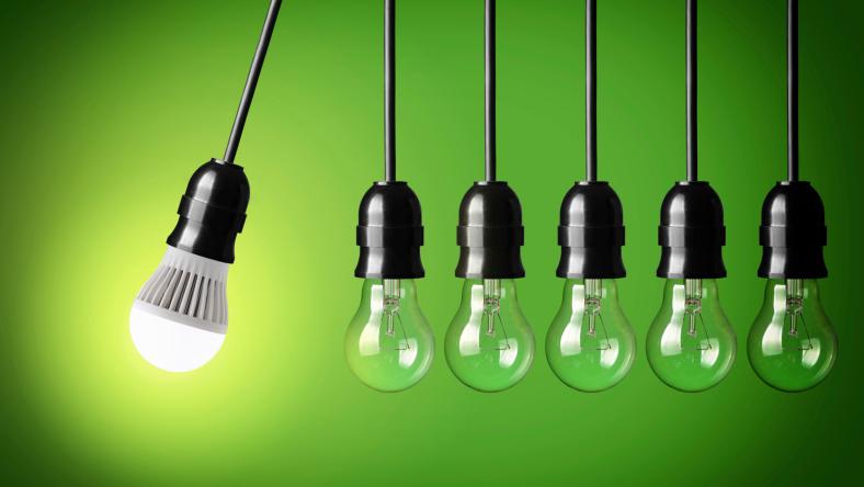 10 motivi per passare a LED