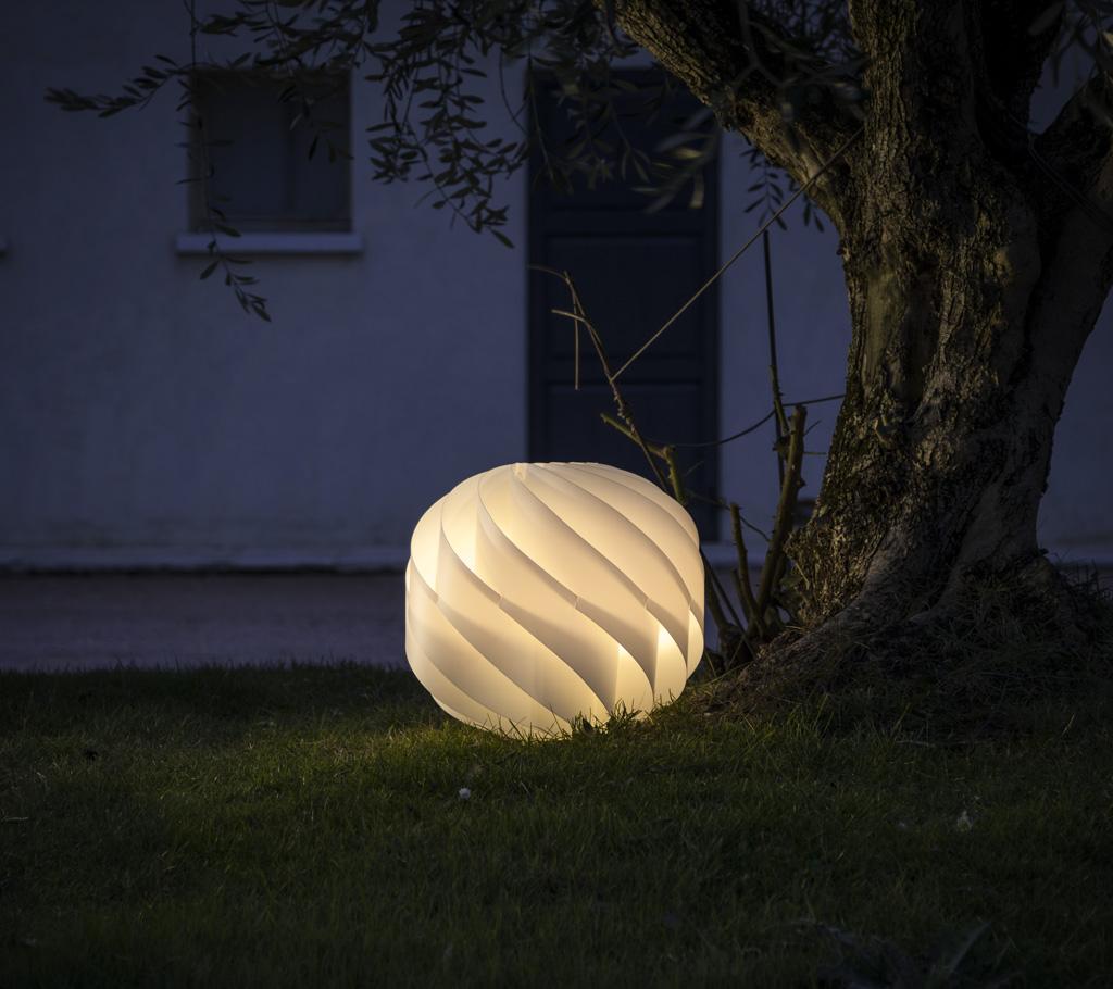 GLOBE - lampada a batteria giardino - grado di protezione ip