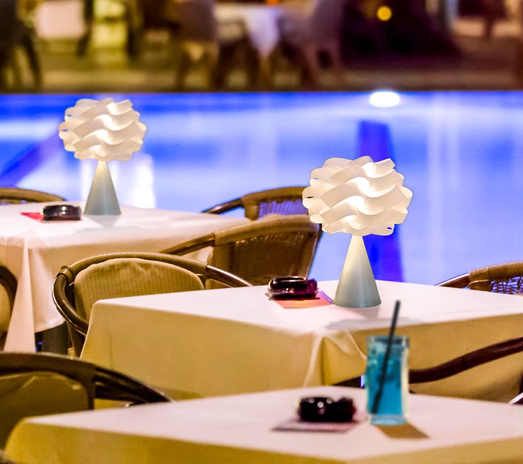 CLOUD - lampade da esterno per ristorante