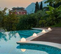 ROSE - lampada outdoor piscina